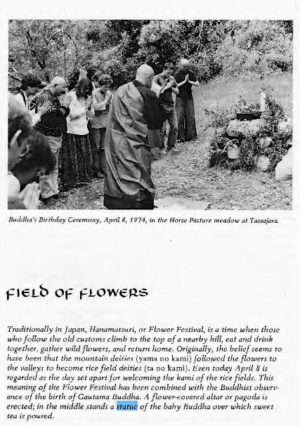 Machine generated alternative text: R, '994, in  Of FLOWERS  are at  Truditio in 'apan, or Flower is a those  who the Old comb to top of a eat and drink  together,  r5, Originally, the to  been no to  c me deities no E yen April 8 is  regarded p t  rice fields This  a ar welcoming  meaning of Fiower Festival With the Buddhist  ance of birth of Buddha A altar or  in the middle a Of baby which sweet  tea is